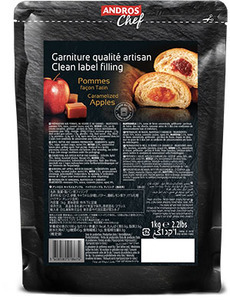 Clean Label Filling - Standard Apple Tatin Caramelized 1kg