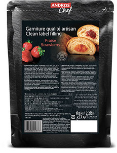 Clean Label Filling - Standard Strawberry 1kg
