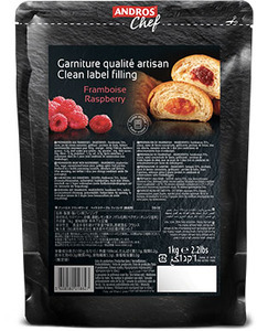 Clean Label Filling - Standard Raspberry 1kg