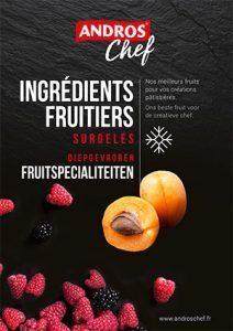 bevroren fruit / Andros assortiment